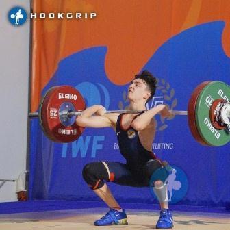 Первенство мира среди юношей и девушек по тяжелой атлетике