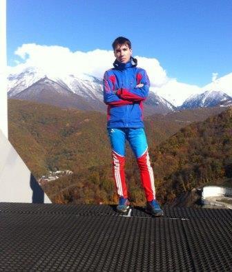 VIII этап Кубка России по прыжкам на лыжах с трамплина