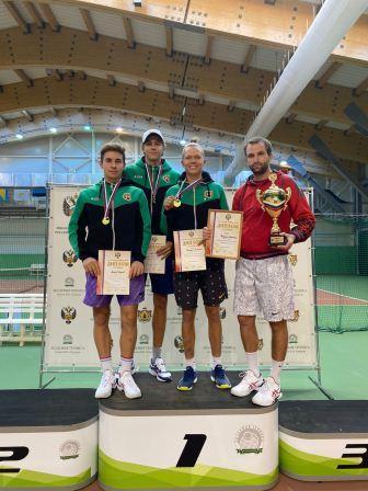 Командное первенство России среди юниоров до 19 лет по теннису