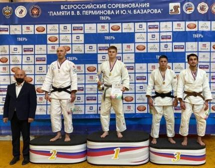Всероссийские соревнования «Памяти В.В. Перминова и Ю.Ч. Базарова» по дзюдо