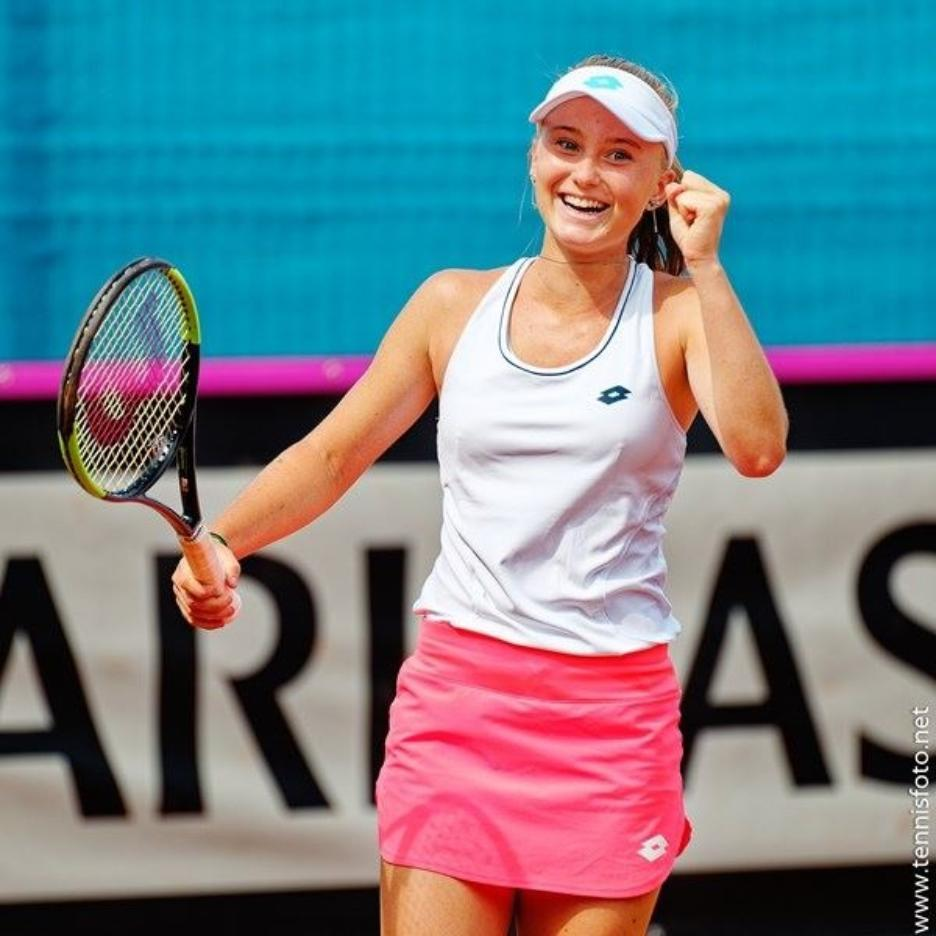 Международный женский турнир серии ITF по теннису