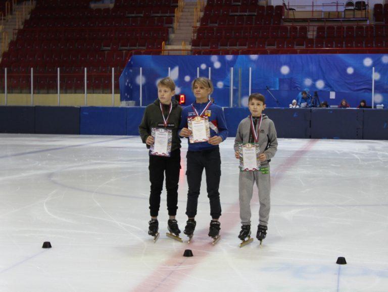 Межрегиональные соревнования (ПФО) (2 этап отбора на Всероссийские соревнования «Сочинский Олимп») по шорт-треку