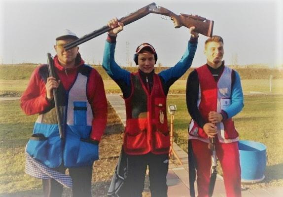 Первенство России (командное) и Всероссийские соревнования среди юниоров по стендовой стрельбе