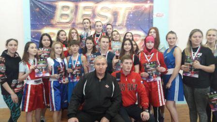 Чемпионат и первенство ПФО среди женщин, юниорок и девушек по боксу