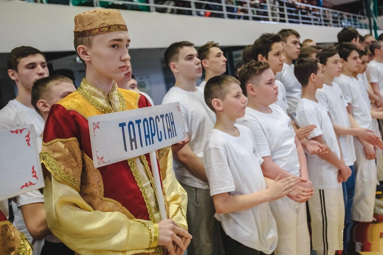 Первенство России среди юношей по борьбе корэш