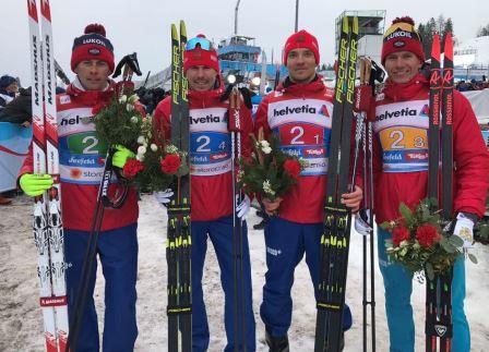 Чемпионат мира по лыжным видам спорта