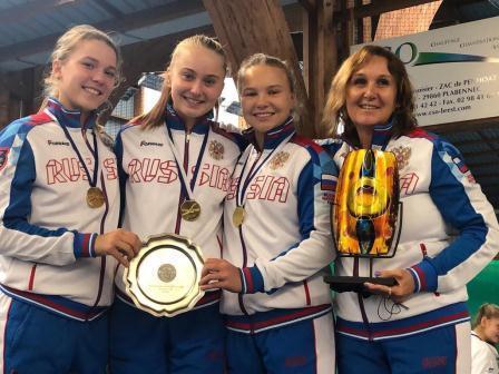 Зимний Кубок Европы среди девушек до 17 лет по теннису