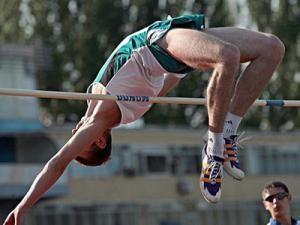 Первенство России среди молодежи по лёгкой атлетике в помещении