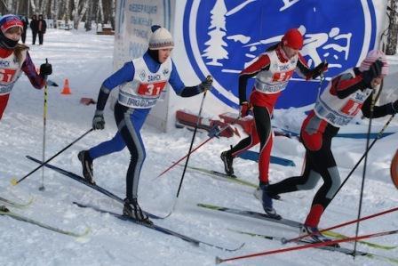 Всероссийские соревнования «Приз ЗМС Ф.П. Симашева» среди юношей и девушек до 18 лет по лыжным гонкам