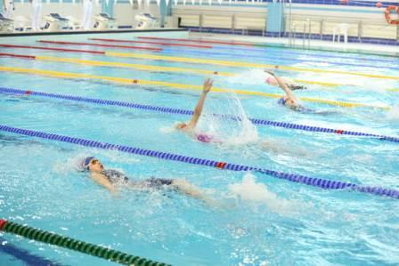 Первенство России среди юниоров, юношей и девушек по плаванию