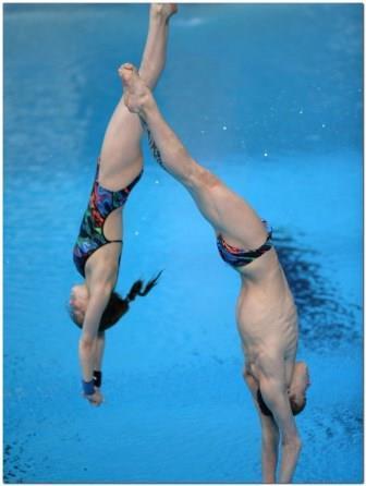 III этап Мировой серии FINA прыжкам в воду