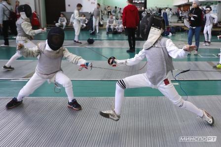 Чемпионат и первенство ПФО по фехтованию на рапирах