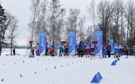 III этап Кубка России по лыжным гонкам