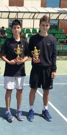 Международный турнир серии Tennis Europe «Haydar Aliyev Memory Cup» среди юношей по теннису