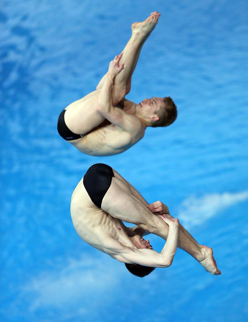 I этап Гран При FINA по прыжкам в воду