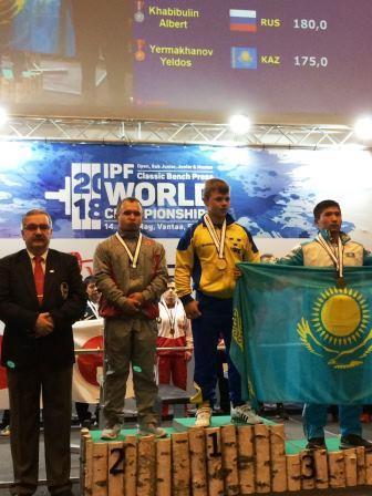 Чемпионат мира по пауэрлифтингу (жим лёжа)
