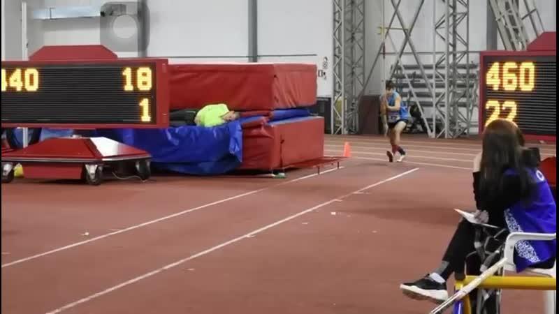 Чемпионат и первенство России по легкоатлетическим многоборьям в помещении
