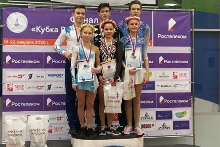 Финал Кубка России по фигурному катанию на коньках