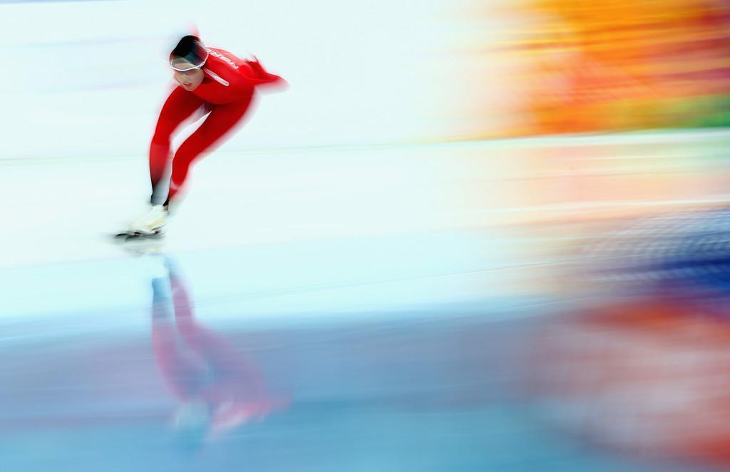II этап первенства ПФО по конькобежному спорту