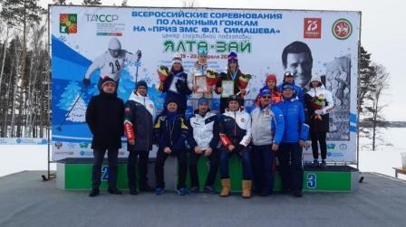 Всероссийские соревнования «Приз ЗМС СССР Ф.П.Симашова» среди юношей и девушек 17-18 лет по лыжным гонкам