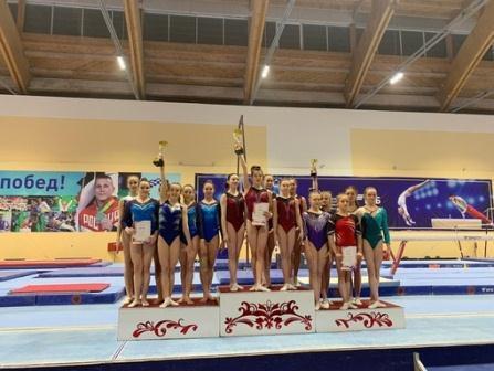 Чемпионат и первенство ПФО по спортивной гимнастике