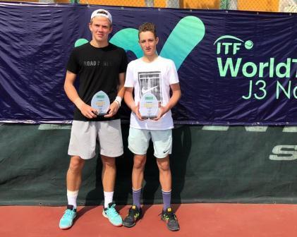 Международный юниорский турнир серии ITF «Namangan ITF Juniors» по теннису