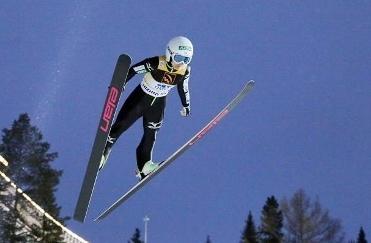 Первенство России среди юношей и девушек по прыжкам на лыжах с трамплина