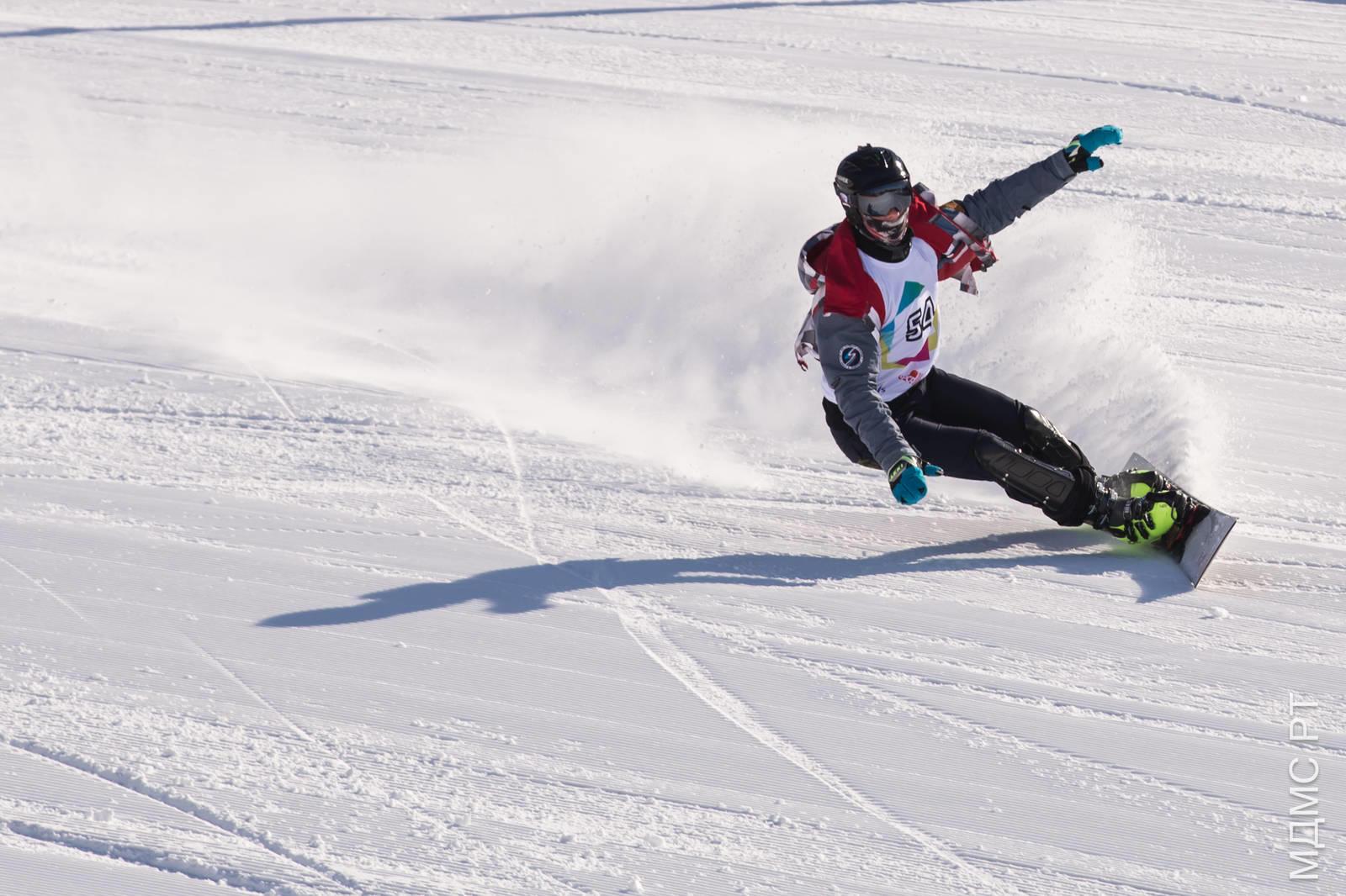Чемпионат и первенство России по сноуборду (параллельные дисциплины)