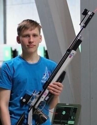 Всероссийские соревнования по стрельбе из пневматического оружия