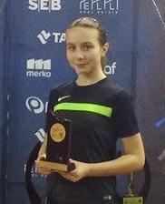 Международный турнир серии Tennis Europe «Riga Open-Inspired by tennis» среди юношей и девушек по теннису