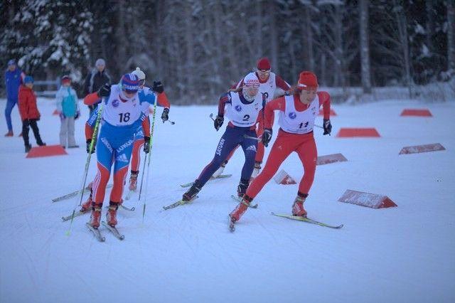 Всероссийские соревнования «Кубок Хакасии» по лыжным гонкам