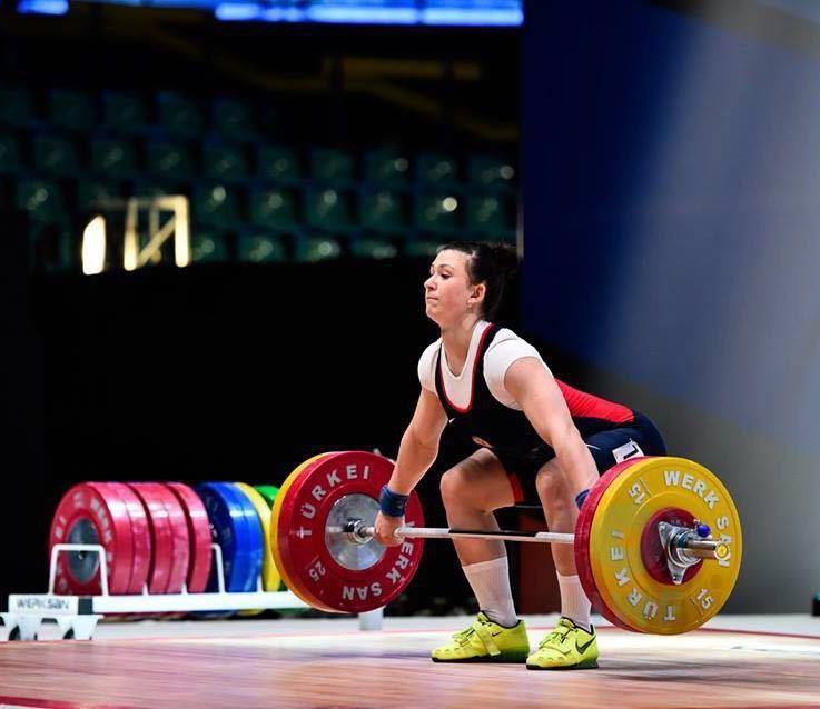 Первенство России среди юниоров до 24 лет по тяжелой атлетике