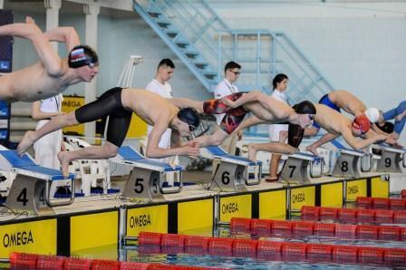 Отборочные соревнования Кубка России по плаванию