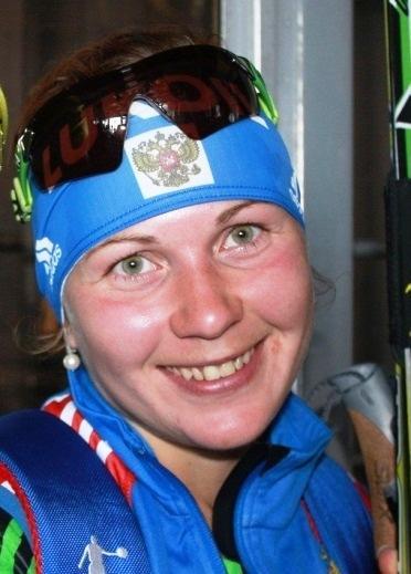 Чемпионат России среди женщин по лыжным гонкам