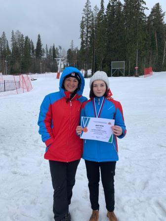 Всероссийские соревнования по фристайлу