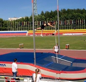 Первенство России среди молодежи по лёгкой атлетике