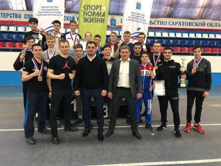 Чемпионат и первенство ПФО по кикбоксингу