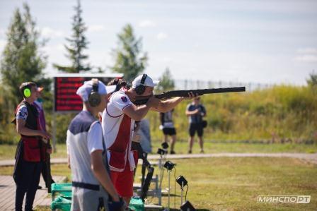 I этап Кубка России по стендовой стрельбе