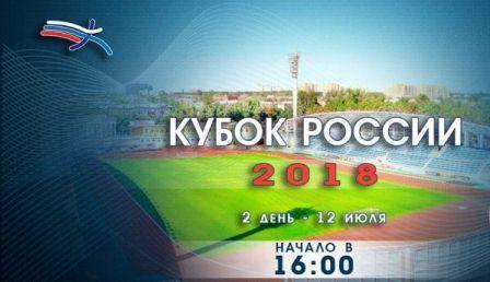 Кубок России по лёгкой атлетике
