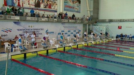 Чемпионат и первенство ПФО по плаванию