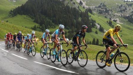 Международная многодневная велогонка «Tour de France»