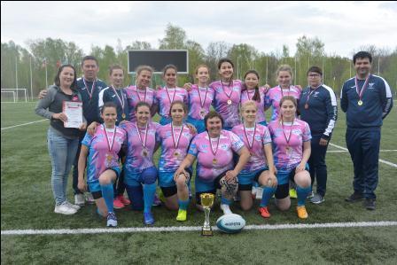 Чемпионат ПФО среди женских команд по регби-7