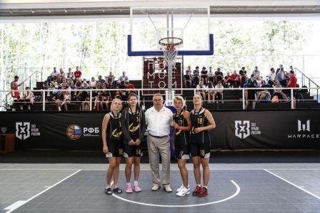Кубок России по баскетболу 3х3