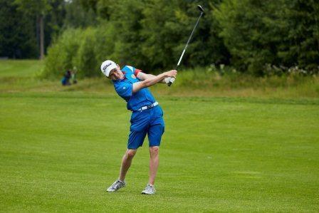 Первенство России среди юношей по гольфу
