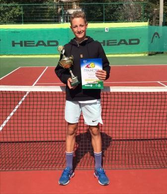 Международный юниорский турнир серии ITF «Samara Cup» по теннису