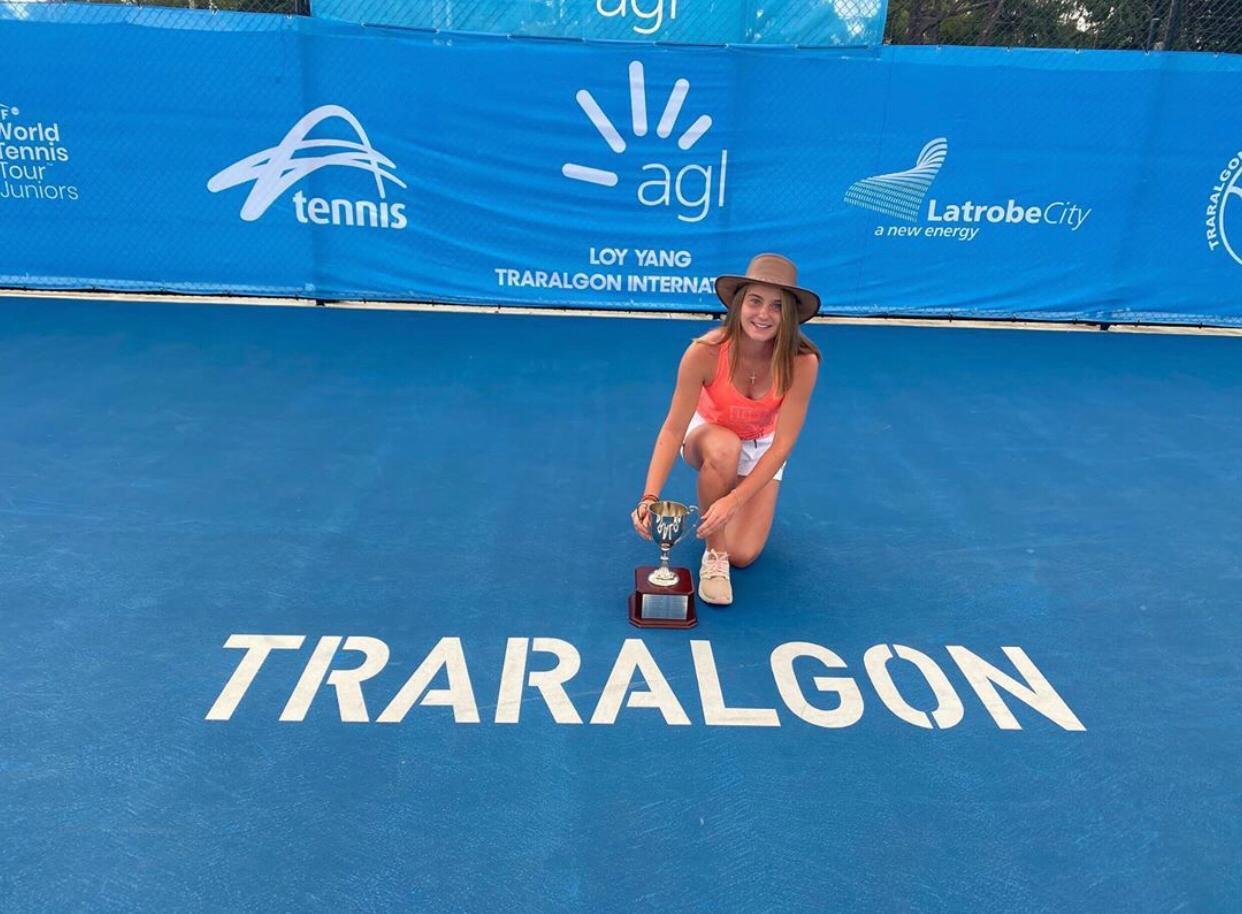 Международный юниорский турнир ITF «AGL Loy Yang Traralgon Tennis International» по теннису
