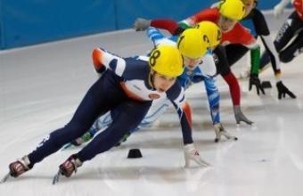 1 этап межрегиональных соревнований (ПФО, ЮФО) среди юношей и девушек старшей и средней возрастной группы по шорт-треку