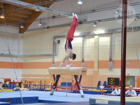 Всероссийские соревнования среди юниоров и юношей по спортивной гимнастике