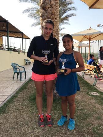 Международный юниорский турнир серии ITF «Smash Academy ITF Junior Tournament» по теннису
