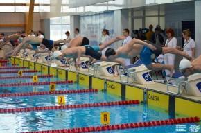 I этап Кубка России по плаванию